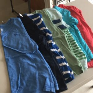Other - SET OF 7 BOYS SS TEES